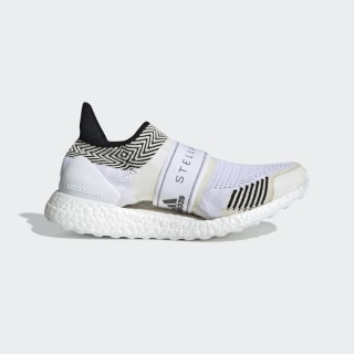 UltraBOOST X 3D Schuh Core White / Chalk White / Radiant Orange D97688