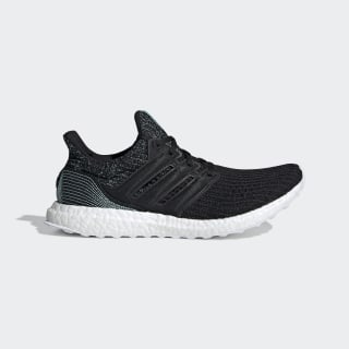 Ultraboost Parley Shoes Core Black / Core Black / Cloud White F36190