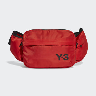 Y-3 Sling Bag Red FT9870