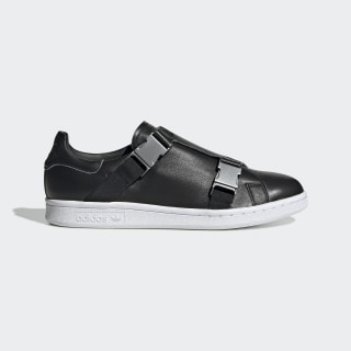 Stan Smith Buckle Shoes Core Black / Gold Met. / Cloud White EE4888