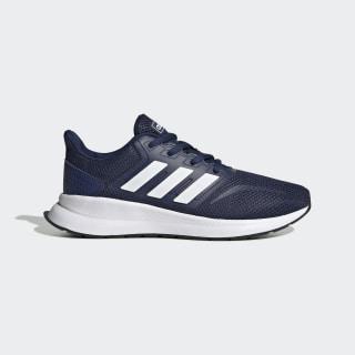 Runfalcon Schuh Dark Blue / Cloud White / Core Black EG2544