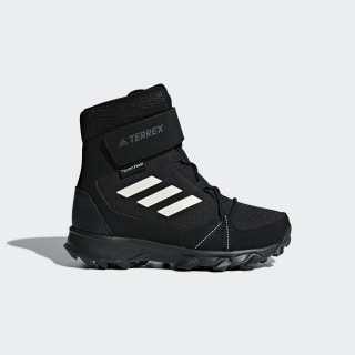 Ботинки TERREX Snow CF CP CW core black / chalk white / grey four f17 S80885
