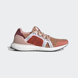Ultraboost Shoes Legend Red / Active Orange / Cloud White EG1069