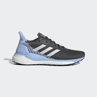 Solar Glide ST 19 Shoes Grey Six / Grey One / Glow Blue G28040