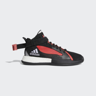 Posterize Shoes Core Black / Shock Red / Silver Metallic EG6879