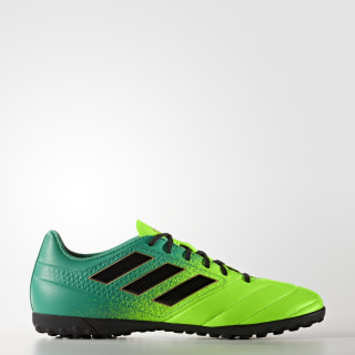 Botas ACE 17.4 Pasto Sintético SOLAR GREEN/CORE BLACK/CORE GREEN BB1060