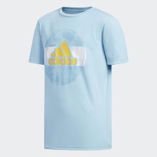 Soccer Tee Light Blue CK1215
