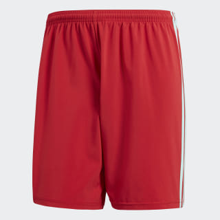 Shorts Condivo 18 POWER RED/ENERGY AQUA F17 CF0722