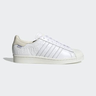 Chaussure Superstar 50 GORE-TEX Cloud White / Off White / Chalk White FU8932