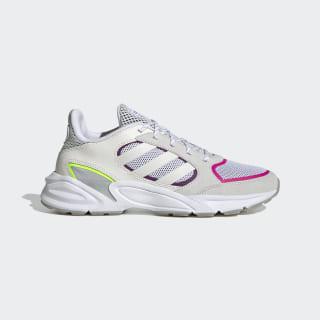 Chaussure 90s Valasion Running White / Running White / Grey Six EG8422
