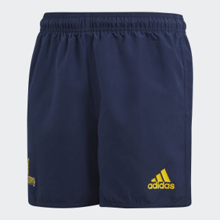 Highlanders Home Supporters Shorts Collegiate Navy / Bold Gold BP9755
