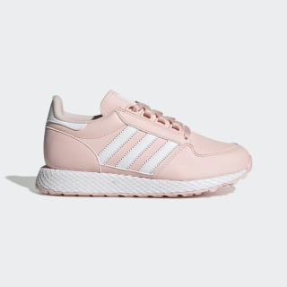 FOREST GROVE J Icey Pink / Cloud White / Icey Pink EG8966