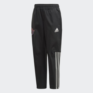 Must Haves Woven Pants Black / White GG1026