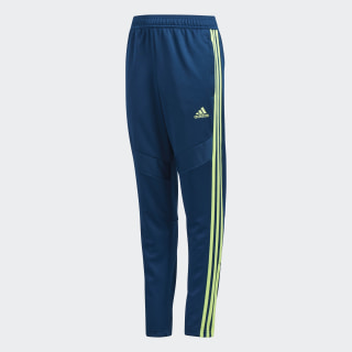 Tiro 19 Training Pants Legend Marine / Hi-Res Yellow DZ6186