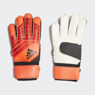 Вратарские перчатки Predator Top Training Fingersave active red / black / solar red DN8569