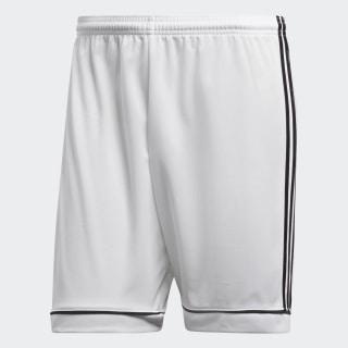 กางเกงฟุตบอลขาสั้น Squadra 17 White / Black BJ9227