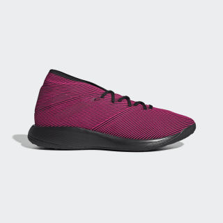 Zapatillas Nemeziz 19.3 Core Black / Cloud White / Shock Pink F34741
