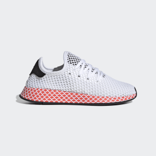 DEERUPT RUNNER Ftwr White / Core Black / Solar Red BB7150