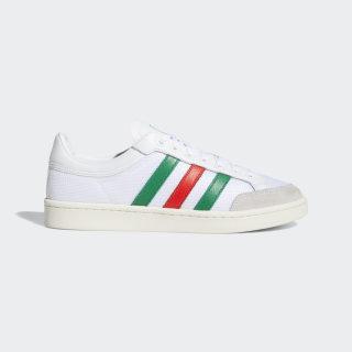 Americana Low Shoes Cloud White / Chalk White / Cloud White EF2509