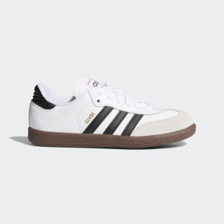 Samba Classic Shoes Cloud White / Black / Cloud White 463655