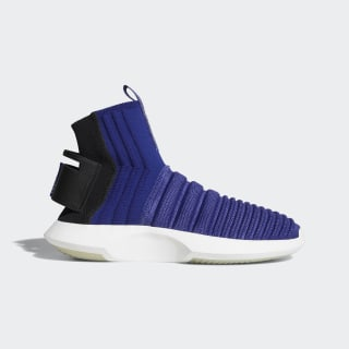 Crazy 1 Sock ADV Primeknit sko Real Purple/Real Purple/Core Black CQ1011