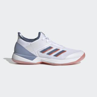 Chaussure Adizero Ubersonic 3 Cloud White / True Orange / True Orange EF1154