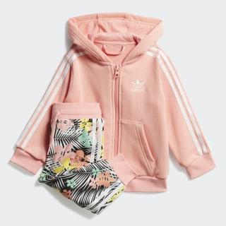 Conjunto sudadera con capucha y pantalón Glory Pink FM6723