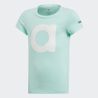 Essentials Tee Clear Mint / Legend Ivy DV0347
