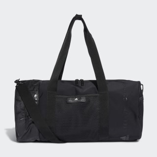 Round Duffel Bag Black / Black / White FP8428
