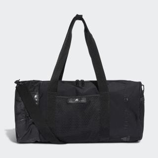Round sportstaske Black / Black / White FP8428