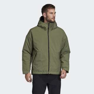Urban Insulated Winter Jacket Legacy Green FI7148