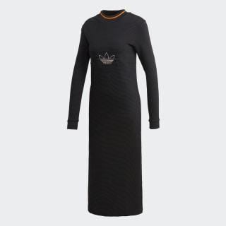 CLRDO Elbise Black DH3014