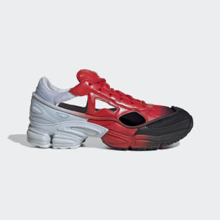 RS Replicant Ozweego Shoes Halo Blue / Red / Red EE7933
