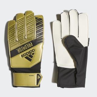 Predator Training Gloves Gold Metallic / Football Blue DY2610