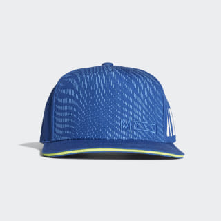 Gorra Messi collegiate royal/lucky blue/solar yellow EC2478