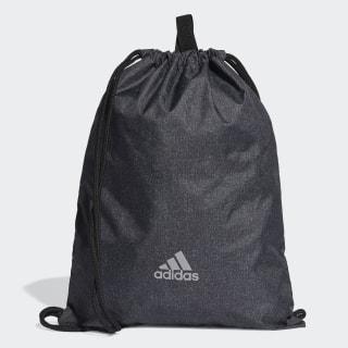 Running Gym Bag Black / Grey Six / Reflective Silver FJ4515