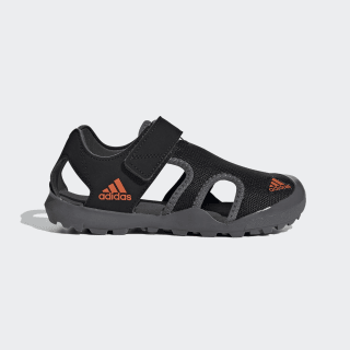Terrex Captain Toey Sandals Core Black / Orange / Grey EF2241