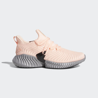 Alphabounce Instinct Shoes Clear Orange / Silver Metallic / Grey CG5591