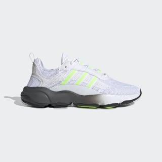 Haiwee Shoes Cloud White / Signal Green / Core Black EF5790