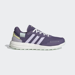 Zapatillas Retrorun Tech Purple / Purple Tint / Yellow Tint EG4223