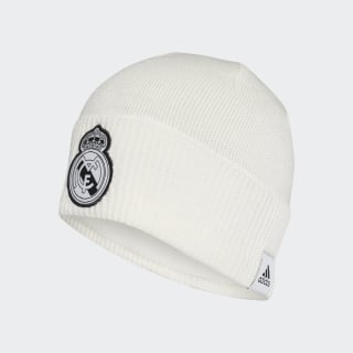 Gorro Real Madrid Core White / Black CY5614