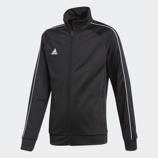 Core 18 Jacke Black / White CE9052