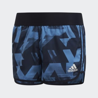 Shorts YG TR MAR SH lucky blue / legend ink / white DV2731