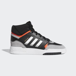 Drop Step Shoes Core Black / Light Granite / Solar Red EE5219