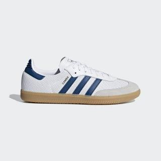 Samba OG Schuh Ftwr White / Legend Marine / Grey One BD7545