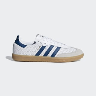 Zapatilla Samba OG Ftwr White / Legend Marine / Grey One BD7545