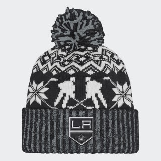 Kings Ugly Sweater Cuffed Pom Beanie Nhllki CY4139