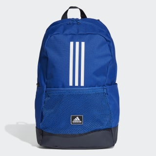 Mochila Clássica 3-Stripes Team Royal Blue / Legend Ink / White FJ9269
