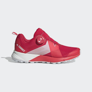 TERREX Two Boa Schuh Active Pink / Shock Red / Ftwr White BC0456