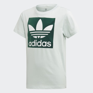 Trefoil Tee Vapour Green / Collegiate Green / White ED7794